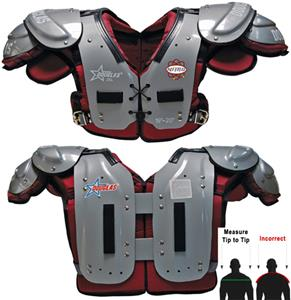 Douglas Pads Football Nitro NP 25 Shoulder Pads