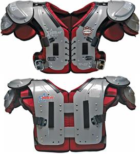Douglas Pads Football Nitro NP 56Z Shoulder Pads