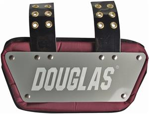 Douglas Pads Football NP Removable Back Plate
