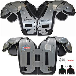 Douglas Pads Football DP 25 Shoulder Pads