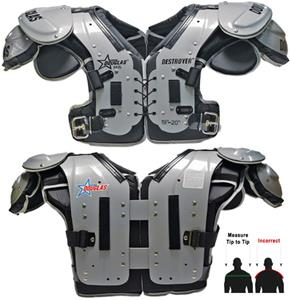 Douglas Pads Football DP 56Z Shoulder Pads