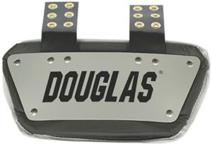 Douglas Pads Football DP Removable Back Plate