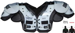Douglas Pads Football JP 32 Youth/Jr Shoulder Pads