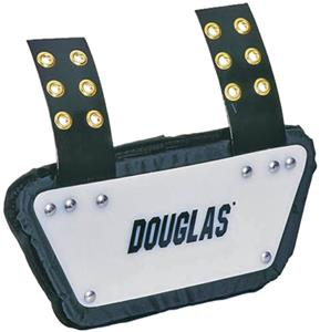 Douglas Pads Football JP Removable Back Plate