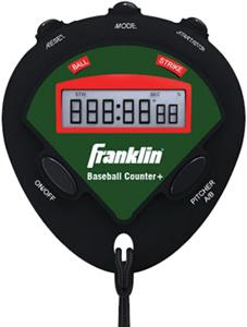 Franklin MLB Baseball Counter+ With Speed Tracker