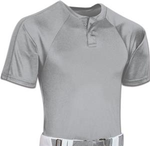 Double Play DRI-GEAR 2 Button Placket Jersey