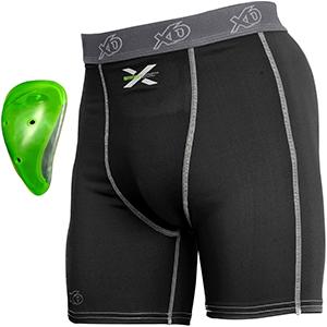 XO Athletic Elite MMA Fighting Shorts w/SmartJOC