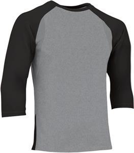 Champro Extra Innings 3/4 Sleeve Baseball Shirt
