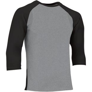Champro Extra Innings 3/4 Sleeve Baseball Shirt