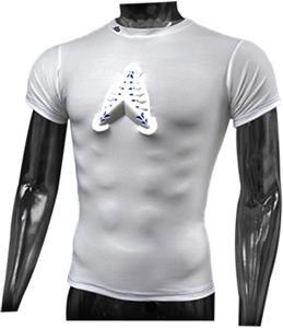 XO Athletic Unisex HeartShield Short Sleeve Shirt
