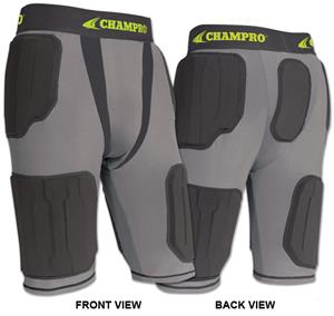 Champro Bionic Football Compression Shorts