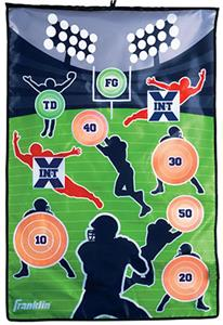 Franklin Indoor Pass Football Target Game