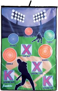 Franklin Baseball Target Indoor Pitch Game