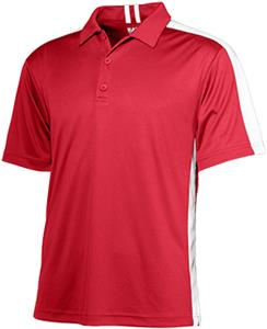 Baw Men's XT Galaxy Short Sleeve Polo Shirts