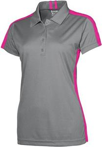 Baw Ladies XT Galaxy Short Sleeve Polo Shirts