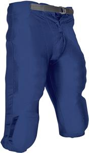 Youth Stretch Snap Dazzle Football Pants w/Snaps