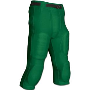 Goal Line Poly/Spandex Football Game Pant w/Slots