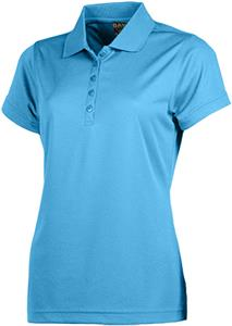 Baw Ladies ECO Cool-Tek Short Sleeve Polo Shirts