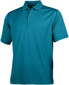 Baw Men's ECO Cool-Tek Short Sleeve Polo Shirts
