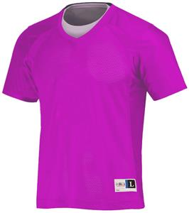 Baw Youth Short Sleeve Pink Fan Jersey Shirts
