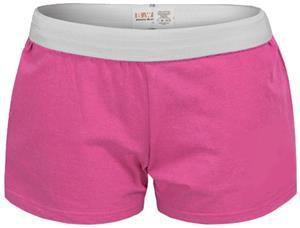 Baw Pink Cheer Shorts