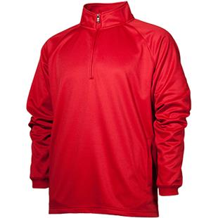 Baw Adult/Youth Quarter Zip Sweatshirt/Pullover