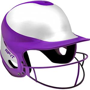 Rip-It Fit Gloss Fastpitch Helmet with Vision Pro