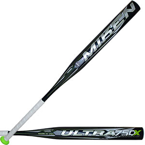 Miken Ultra 750X Maxload ASA Softball Bat