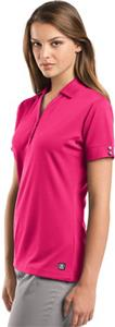 Ogio Women's Glam Solid Color Pink Polo Shirts