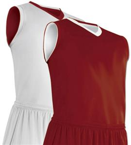 Reversible Clutch Z-Cloth Basketball Jerseys
