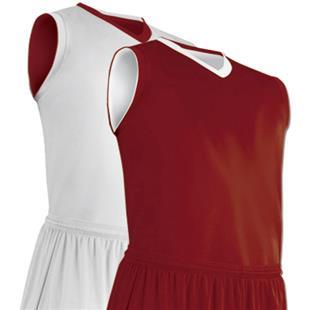 Reversible Clutch Z-Cloth Basketball Jerseys