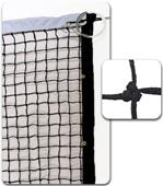Center Court 3mm Heavy Duty Braided Tennis Net