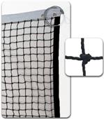 Champro Tournament 2.5mm Twisted Tennis Net