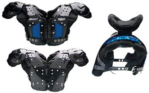 Schutt Youth Air Maxx Flex Football Shoulder Pads