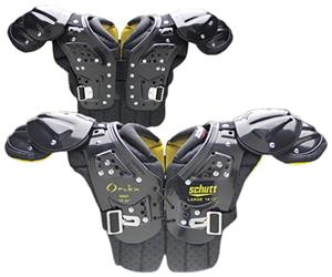 Schutt Youth Y Flex 2.0 Football Shoulder Pads