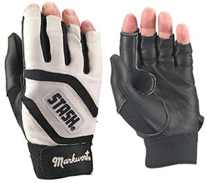 Markwort Stash 2 Zone Hand Prot. Youth Bat Glove