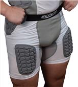 Schutt ProTech All-In-One Girdle Football Shorts