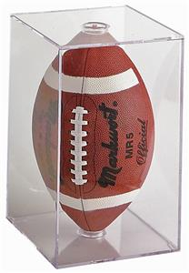 Pro-Mold Football Holder Display Case
