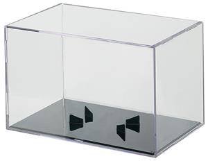 BallQube Grandstand Football Holder Display Case