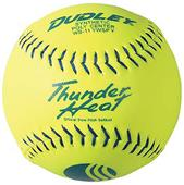"Dudley Spalding 11"" USSSA Thunder Heat Softballs"