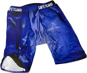 SafeTGard Men/Boys Sliding Short With Hard Cup