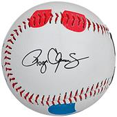 "Roger Clemens Pitching Trainer 9"" Baseball"