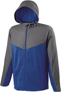 Holloway Aero-Tec Crossover Grey Print Jacket