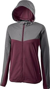Holloway Ladies' Crossover Wik-Sof Jackets