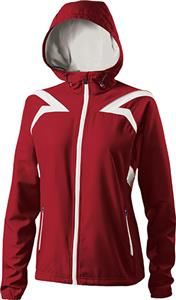 Holloway Ladies Aero-Tec Strato Hooded Jackets