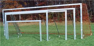 Recreational Soccer Goals 7x12x2x7  (EACH) S2G712