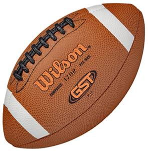 Wilson GST K2 Composite Leather Game Footballs