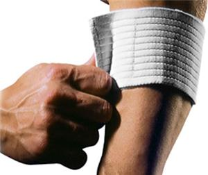 SafeTGard Wrist/Elbow Spandex Power Wrap