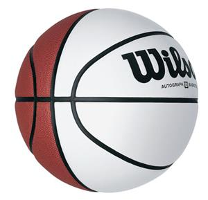 Wilson Official Autograph Basketballs