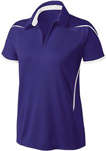 Holloway Ladies' Explosion Twill Interlock Polo CO